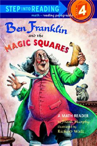 Step into Reading Step 4: Ben Franklin and the Magic Squares