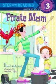 Step into Reading Step 3: Pirate Mom