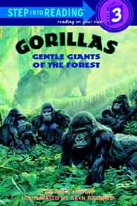 Step into Reading Step 3: Gorillas - Gentle Giants of the Forest