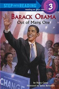 Step into Reading Step 3: Barack Obama: Out of Many, One