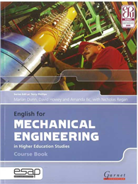 English for Mechanical Engineering Studies Book & 2 audio CDs