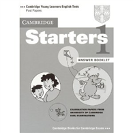 Cambridge Young Learners English Tests Starters 1: Answer Booklet