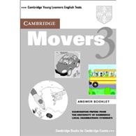 Cambridge Young Learners English Tests Movers 3: Answer Booklet