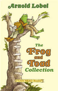 An I Can Read Book Level 2: Frog and Toad : Audio Collection (CD)