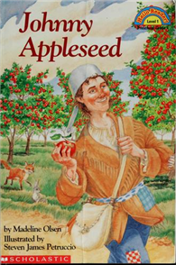 Hello Reader Level 1: Johnny Appleseed