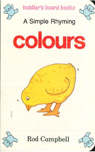 Simple Rhyming Colours ^(Board Book^)