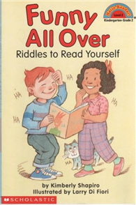 Hello Reader K-3 Level 2: Funny All Over