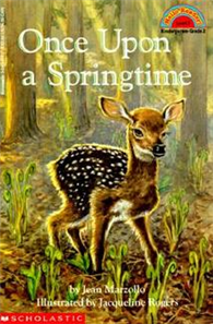 Hello Reader K-3 Level 2: Once Upon a Springtime