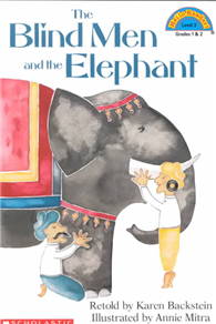 Hello Reader K-3 Level 3: Blind Men and the Elephant
