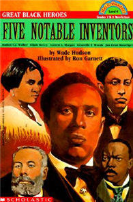 Hello Reader K-3 Level 4: Great Black Heroes: Five Notable Inventors