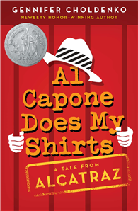Al Capone Does My Shirts (2005 Newbery Honor Book)