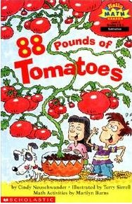 Hello Reader Math Level 4: 88 Pounds of Tomat