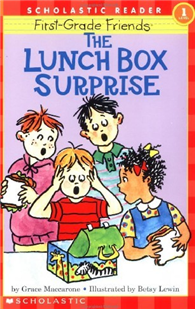 Scholastic Reader Level 1: Lunch Box Surprise