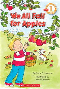 Scholastic Reader Level 1: We All Fall for Ap