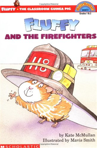 Scholastic Reader Level 3:Fluffy and the Firefighters