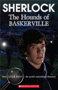 Scholastic ELT Readers Level 3: Sherlock: The Hounds of Baskerville with CD
