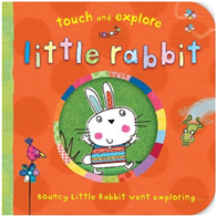 Touch & Explore: Little Rabbit