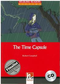 Helbling Readers Red Series Level 2: Time Capsule with CD