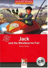 Helbling Readers Red Series Level 2: Jack and the Westbourne Fair with CD