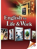 大專用書:English for Life & Work  book 4(書+CD)