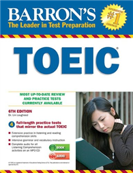 Barron's TOEIC with MP3 CD: Test of English for International Communication, 6/e