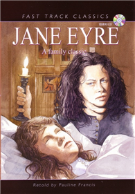 FTC:Jane Eyre (Colorful Ed)(with CD)