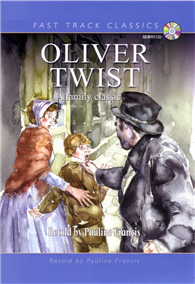 FTC:Oliver Twist (Colorful Ed)(with CD)