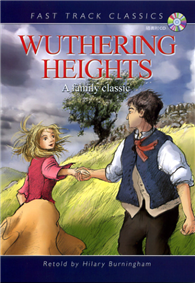 FTC:Wuthering Heights (Advanced)(with CD)