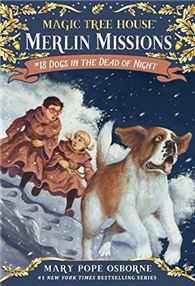 Magic Tree House ^#46: Dogs in the Dead of Ni