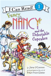 An I Can Read Book Level 1: Fancy Nancy and the Delectable Cupcakes