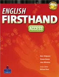 ENGLISH FIRSTHAND (4E) ACCESS: STUDENT BOOK+CD(2)