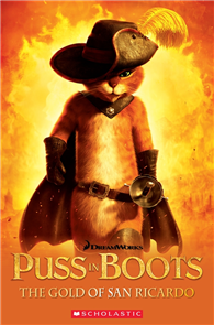 Scholastic Popcorn Readers Level 3: Puss in Boots and the Go