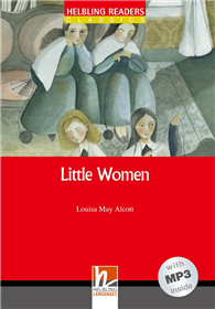 Helbling Readers Red Series Level 2: Little Women(with MP3)