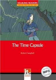 Helbling Readers Red Series Level 2: The Time Capsule(with MP3)
