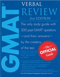The Official Guide for GMAT Verbal Review 2/e