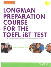 Longman Preparation Course for the TOEFL Test iBT 3/E with MyEnglishLab+Online MP3