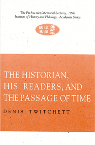 The Historia His Readers and The Passage of T