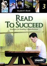 Read to succeed(3):strategies for reading comprehension(附光碟)