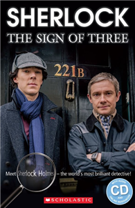 Scholastic ELT Readers Level 2: Sherlock: The Sign of Three with CD