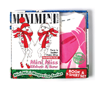 時尚迷你誌禮盒MINI+MISS+RIBBON+&BOW+SPECIAL+BOX+SET03(L)