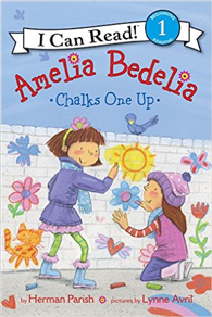 An I Can Read Book Level 1: Amelia Bedelia Chalks One Up