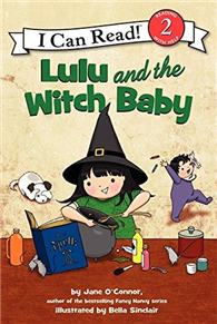 An I Can Read Book Level 2: Lulu and the Witch Baby