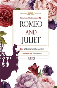 Timeless Shakespeare(2):Romeo and Juliet(25K彩色+1MP3)