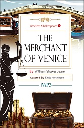 Timeless Shakespeare(7):The Merchant of Venice(25K彩色+1MP3)