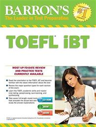 BARRON'S+TOEFL+IBT+INTERNET:BASED+TEST15TH+EDITION+WITH+TWO+MP03+CDS
