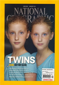 NATIONAL GEOGRAPHIC 1月號/2012