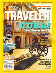 NATIONAL GEOGRAPHIC TRAVELER 03/2012