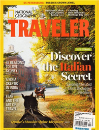 NATIONAL GEOGRAPHIC TRAVELER 10月號/2012