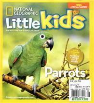 NATIONAL GEOGRAPHIC LITTLE KIDS 7-8月號/2013