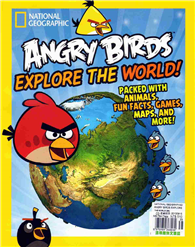 NATIONAL GEOGRAPHIC特刊:ANGRY BIRDS EXPLORE THE WORLD!